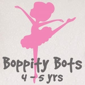 Boppity Bots (4-5 year olds)