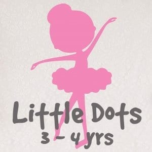 Little Dots (3-4 year olds)